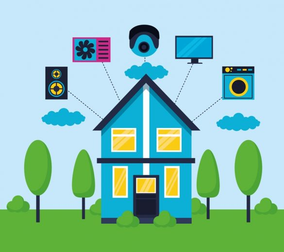 How Internet Helps in Powering Your Smart Home YOU Broadband