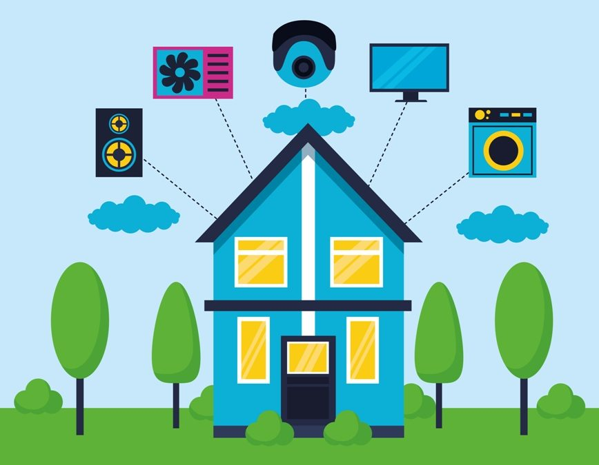How Internet Helps in Powering Your Smart Home